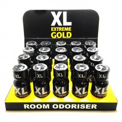 20 x 25ml XL EXTREME GOLD