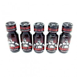 Bears Own Poppers x 5 - buy uk poppers
